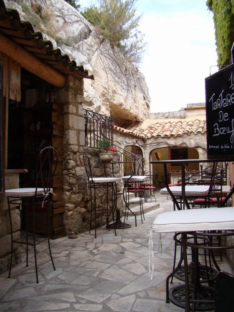 Restaurante Auberge du Château - O que fazer em Les-Baux-de-Provence