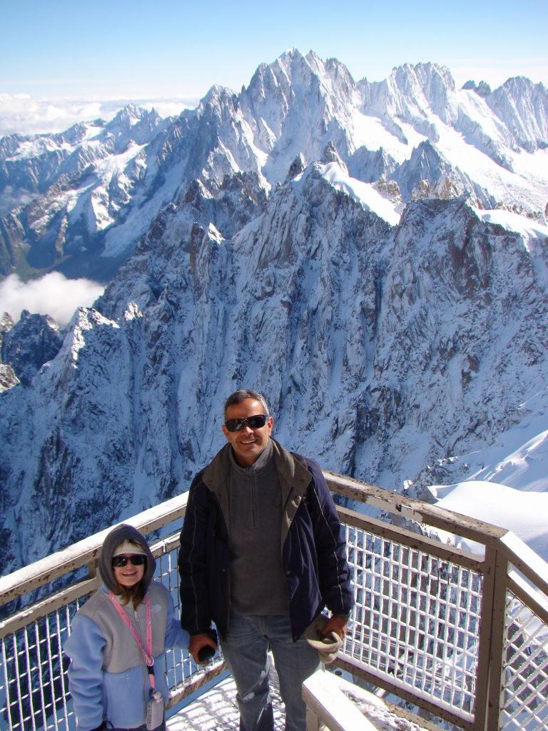Aiguille du Midi - O que fazer em Chamonix França
