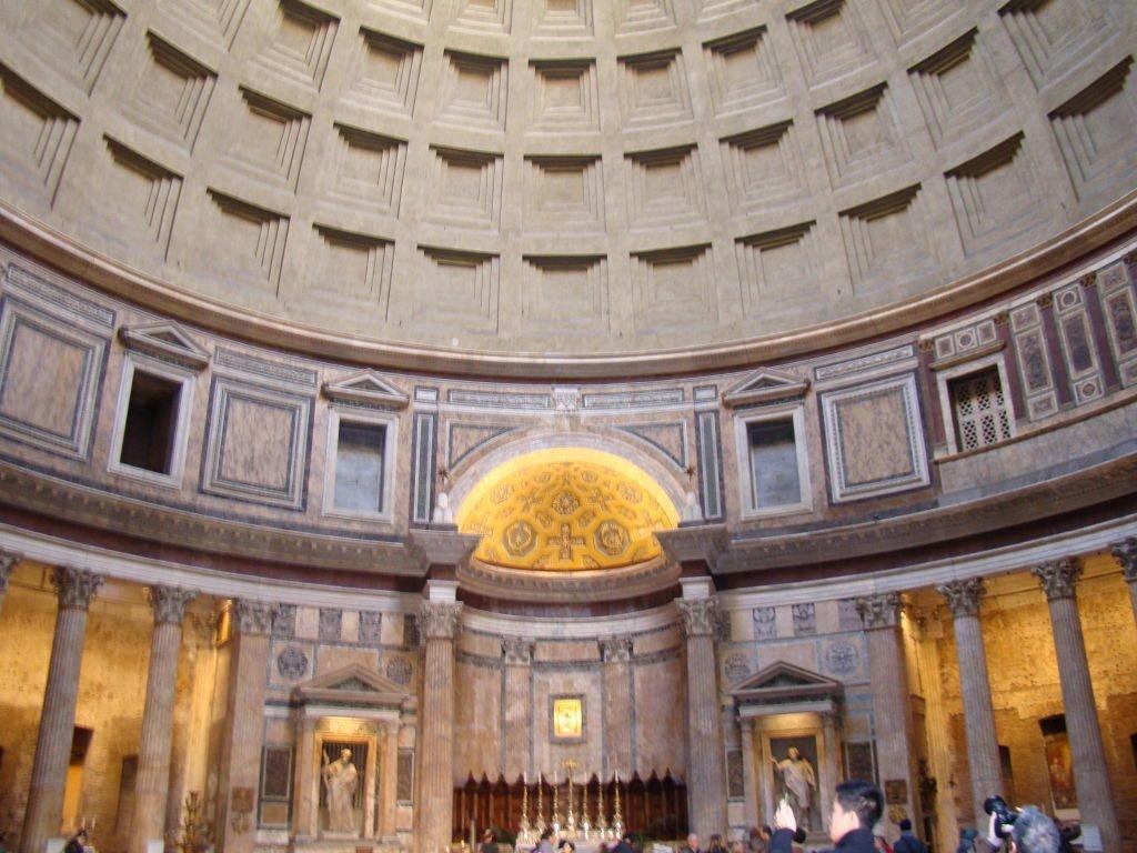 Pantheon - Pontos Turísticos de Roma - O que fazer em 3 dias!