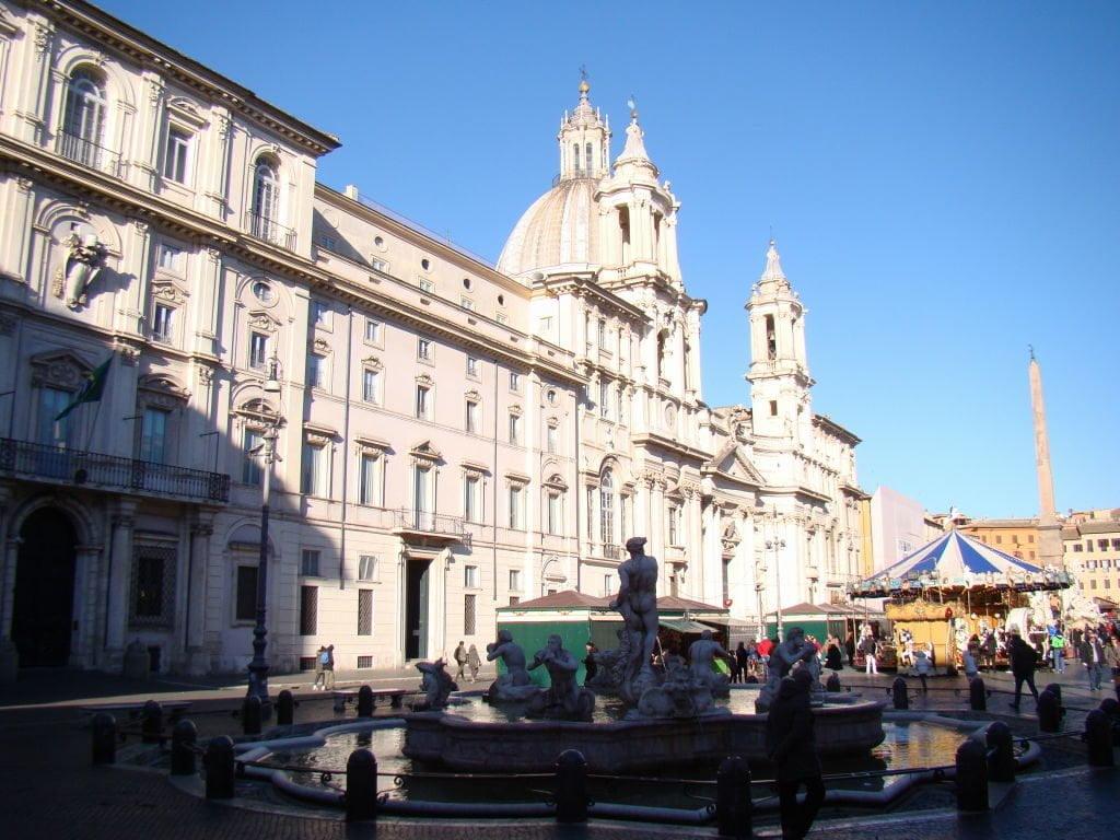 Piazza Navona - Pontos Turísticos de Roma - O que fazer em 3 dias!
