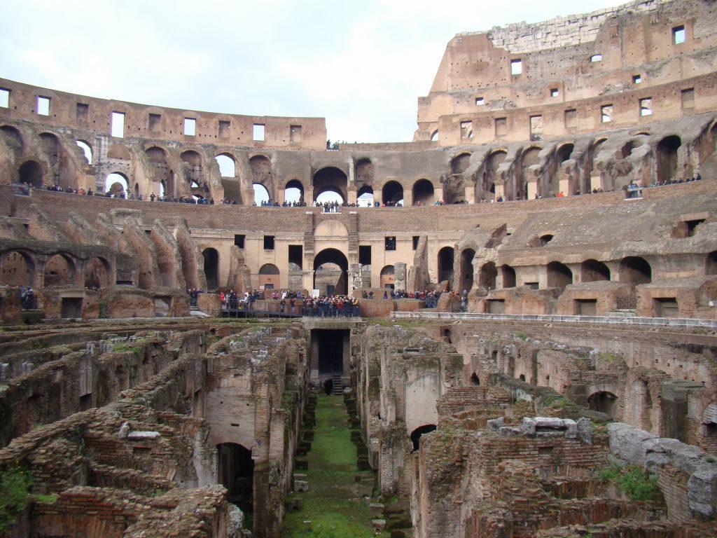Coliseu - Pontos Turísticos de Roma - O que fazer em 3 dias!