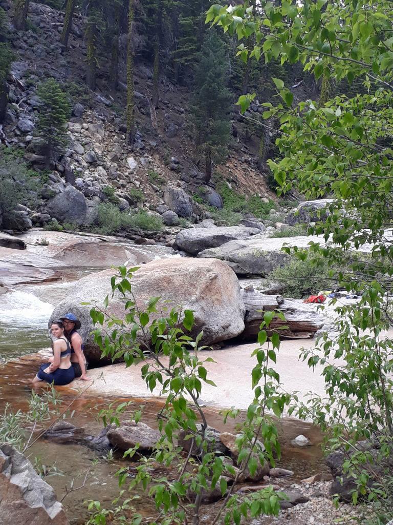 Illilouete Fall na Panorama Trail - O que fazer no Parque Nacional Yosemite na Califórnia