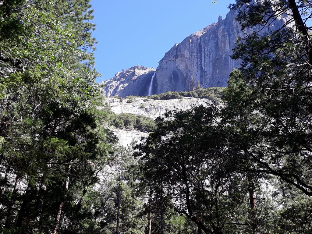 Lower Yosemite Fall Trail - O que fazer no Parque Nacional Yosemite na Califórnia