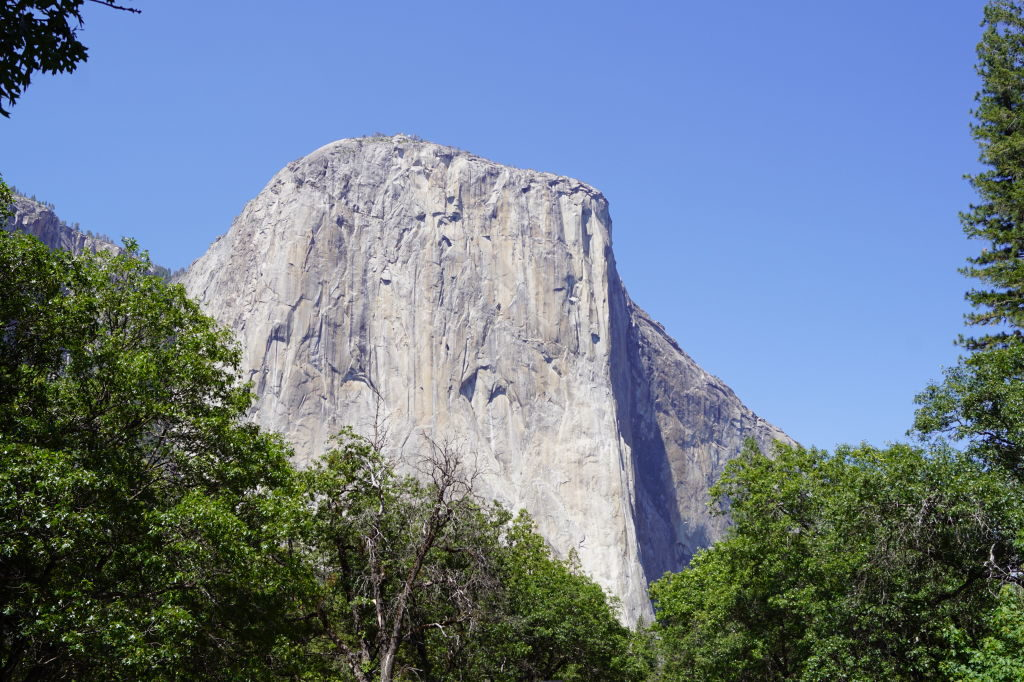 El Capitan - O que fazer no Parque Nacional Yosemite na Califórnia