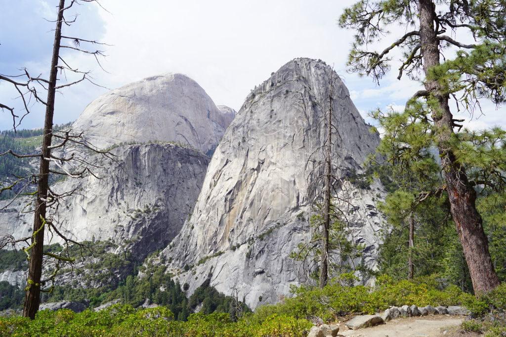 Panorama Trail - O que fazer no Parque Nacional Yosemite na Califórnia