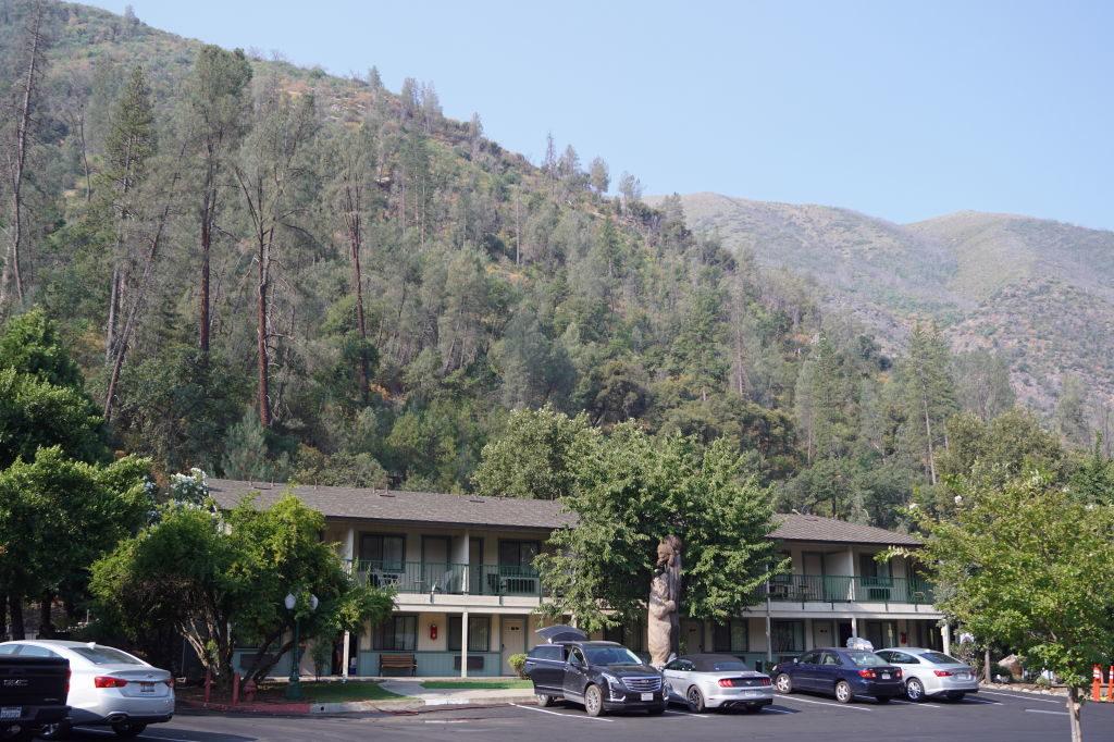 Cedar Lodge - O que fazer no Parque Nacional Yosemite na Califórnia
