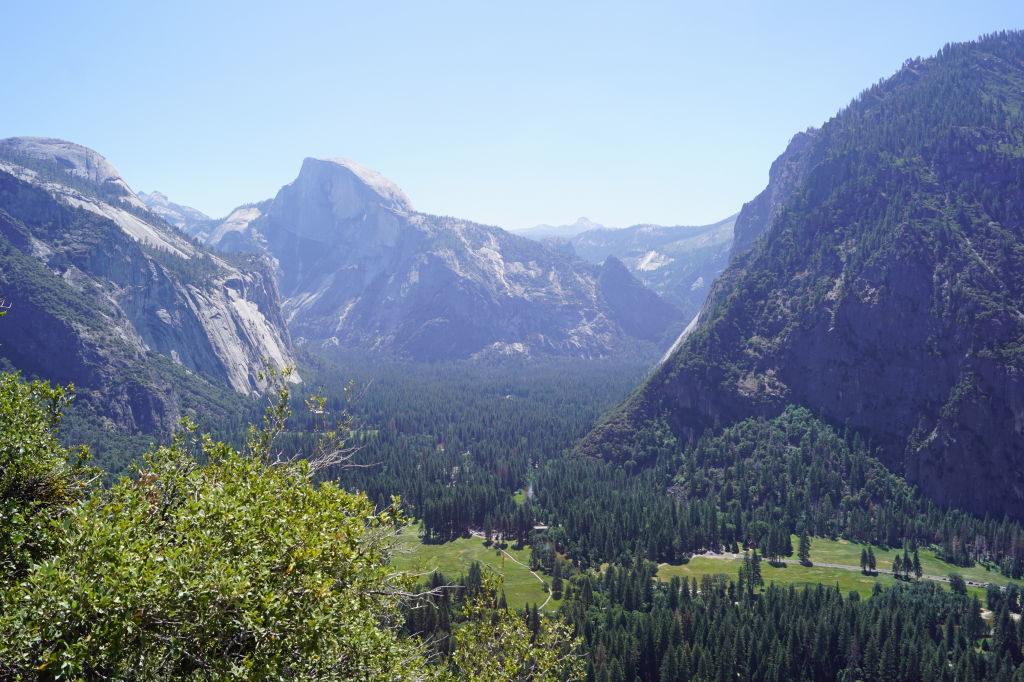 Upper Yosemite Fall e Columbia Rock - O que fazer no Parque Nacional Yosemite na Califórnia