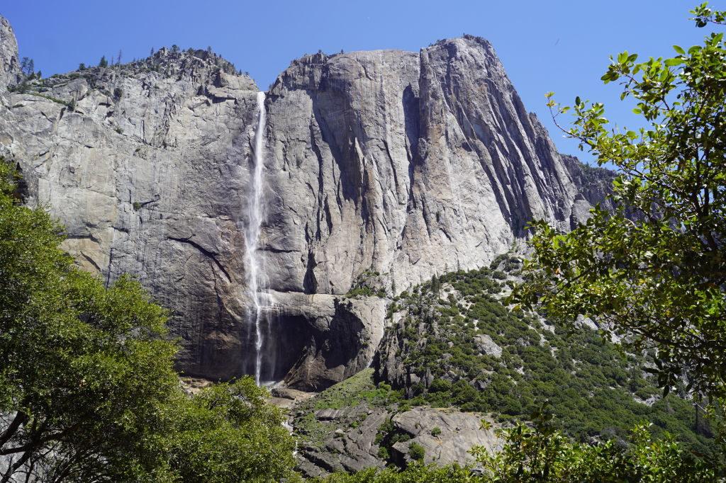 Upper Yosemite Fall e Columbia Rock Trail - O que fazer no Parque Nacional Yosemite na Califórnia