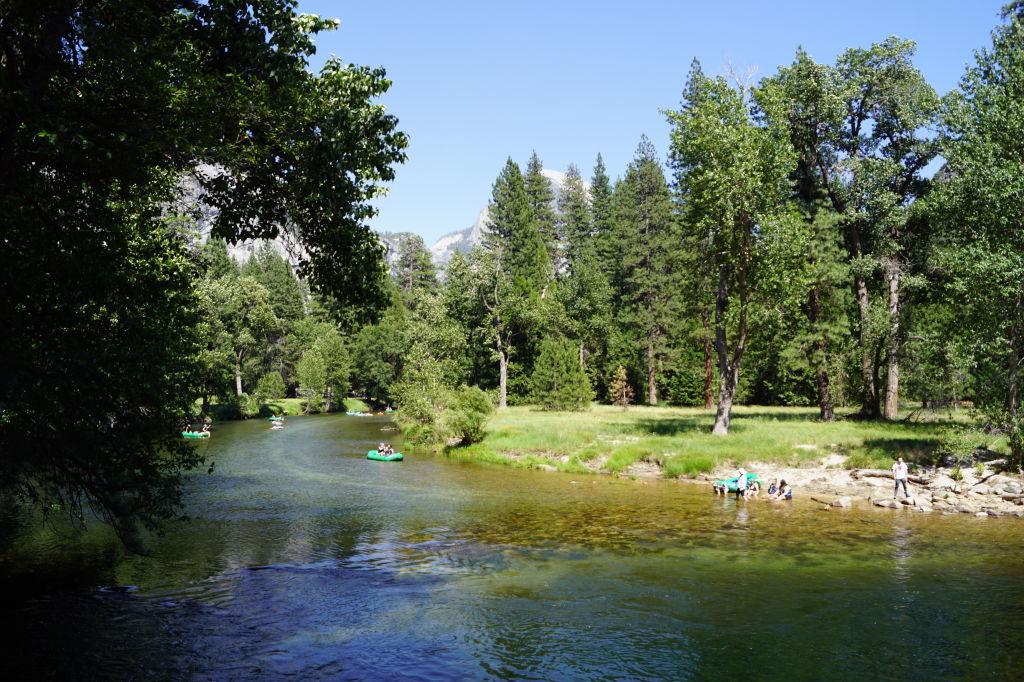 O que fazer no Parque Nacional Yosemite na Califórnia