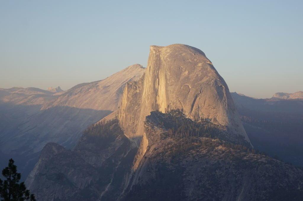 Half Dome - O que fazer no Parque Nacional Yosemite na Califórnia