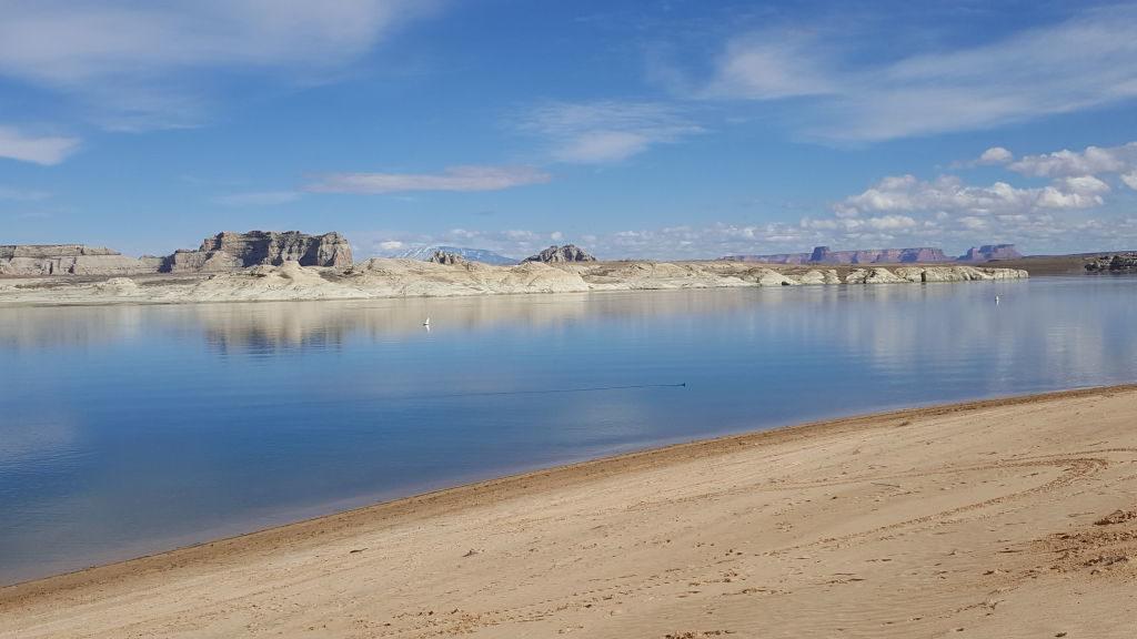 Lake Powell - Dicas do Antelope Canyon EUA