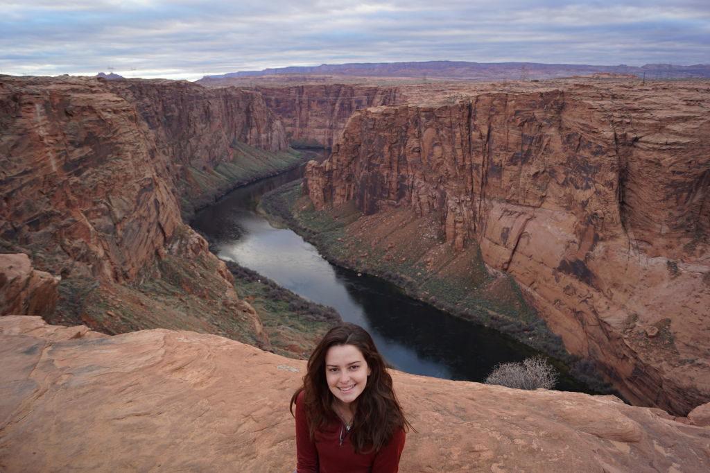 Belvedere da Glen Canyon Dam junto ao nosso hotel - Dicas do Antelope Canyon EUA