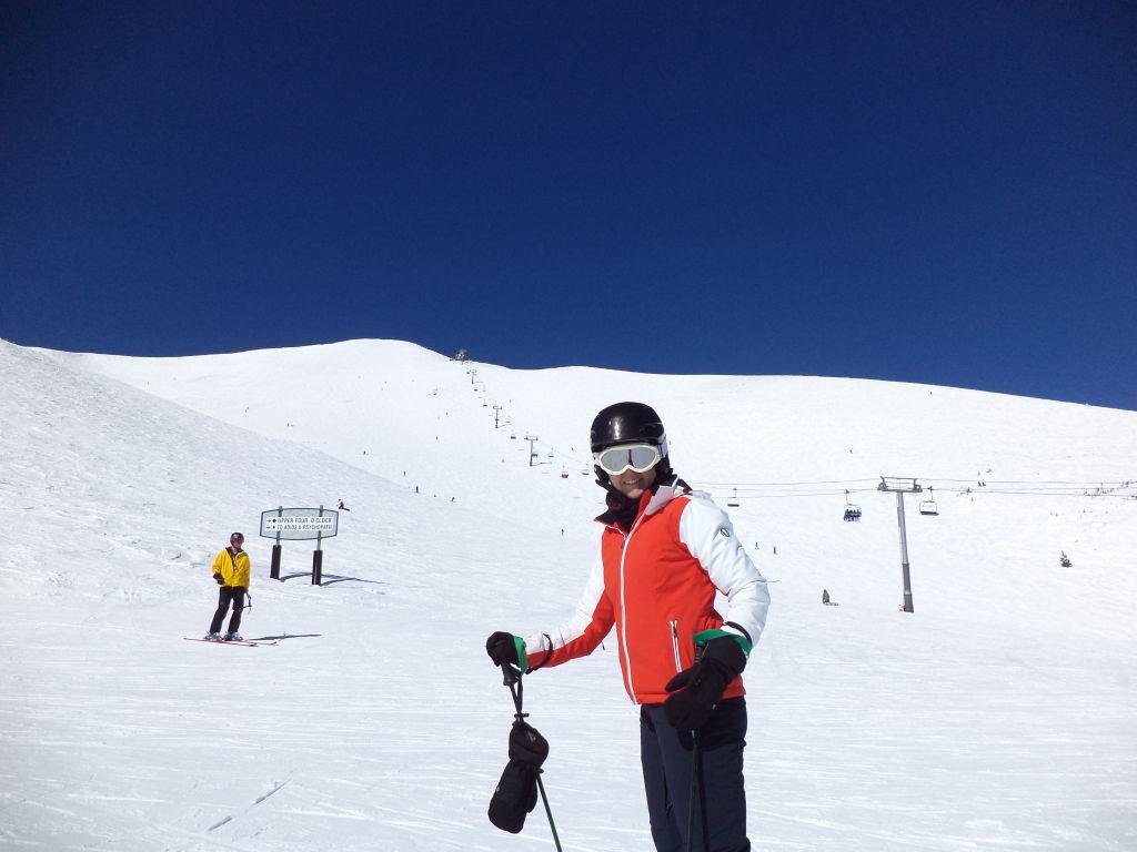 Peak 9 - Ski na Neve? Breckenridge Colorado EUA