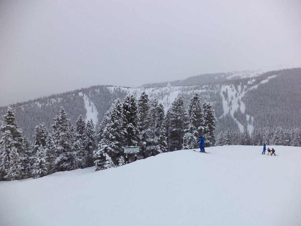 Ski na Neve? Breckenridge! Colorado EUA!