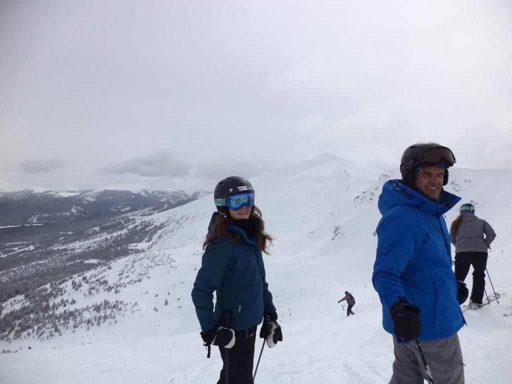Ski na Neve? Breckenridge Colorado EUA