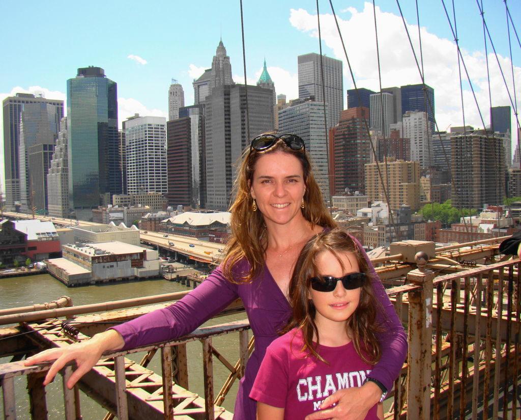 Brooklyn Bridge - Principais Pontos Turísticos de Nova York