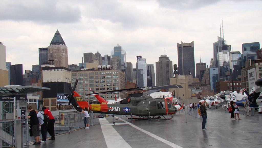 Intrepid Air, Sea and Space Museum - Principais Pontos Turísticos de Nova York