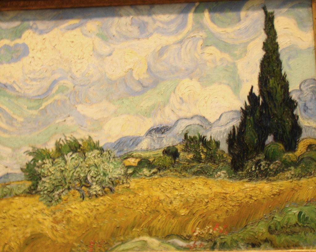 Van Gogh no Metropolitan - Principais Pontos Turísticos de Nova York