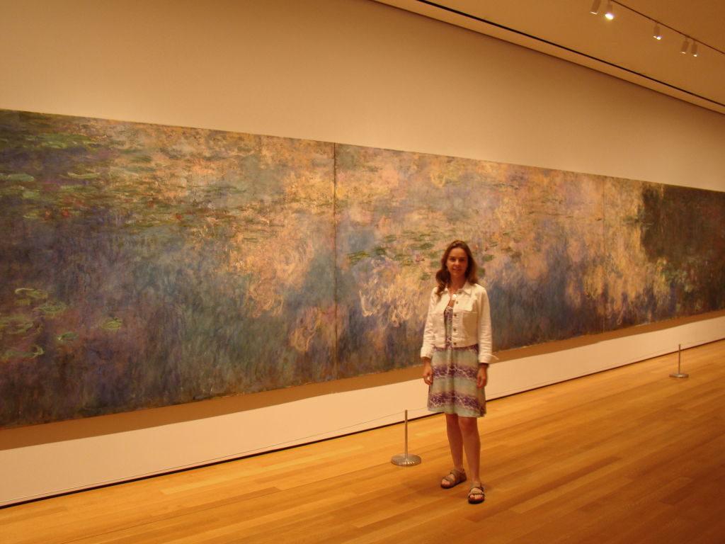 Monet no MOMA - Principais Pontos Turísticos de Nova York