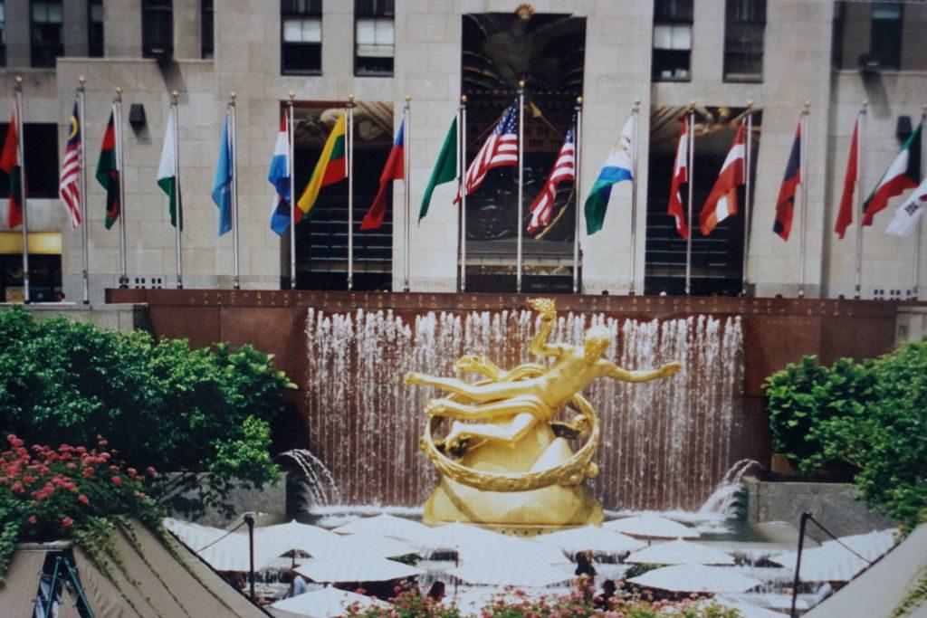 Rockefeller Center - Principais Pontos Turísticos de Nova York