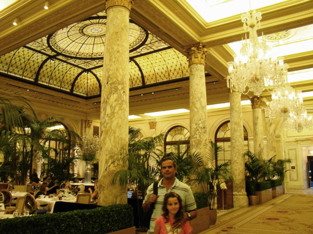 The Plaza Hotel - Principais Pontos Turísticos de Nova York