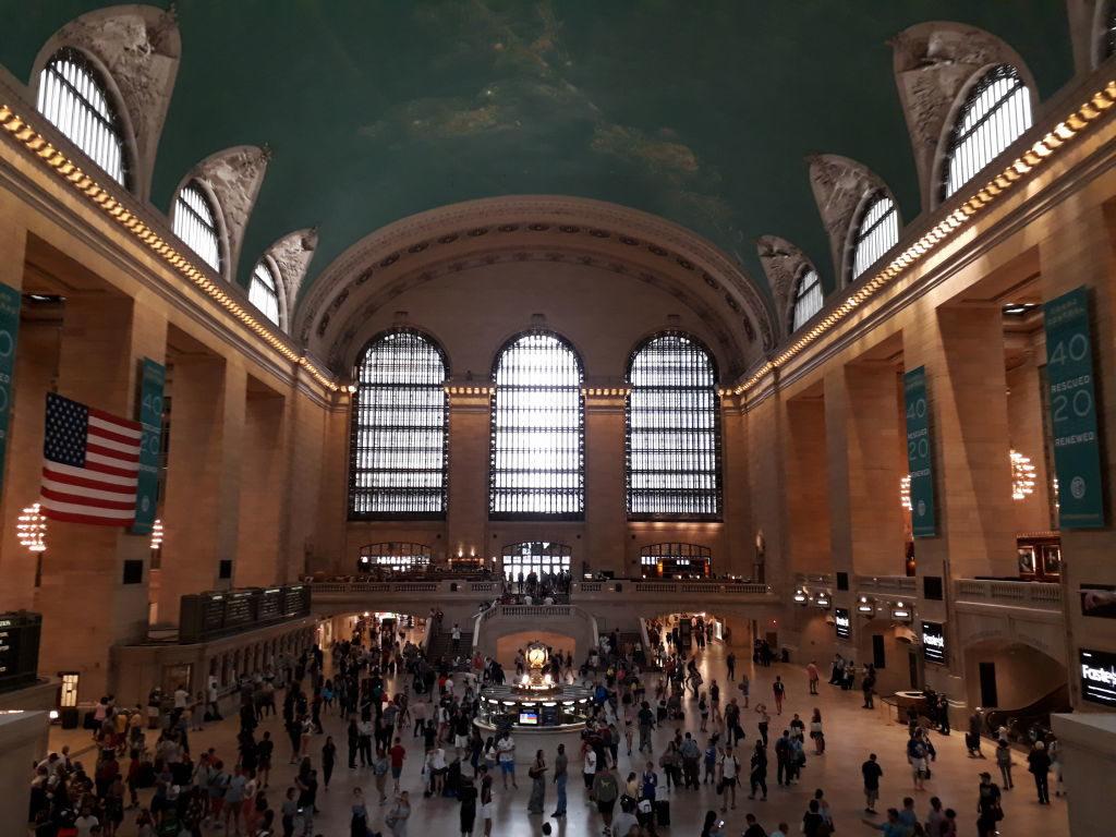 Grand Central Terminal - Principais Pontos Turísticos de Nova York