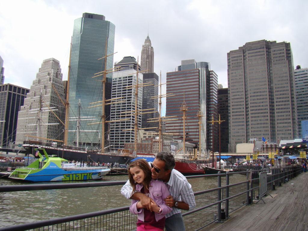 Pier 17 - Principais Pontos Turísticos de Nova York