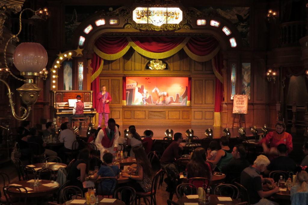 Lucky Nugget - A Disneyland Paris vale a pena?