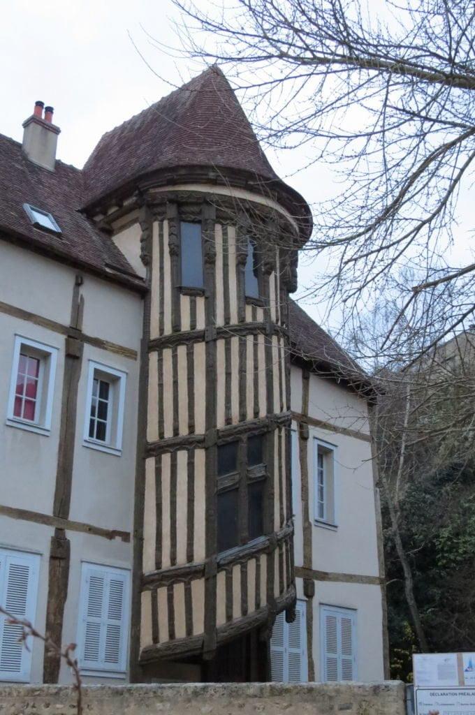 O distrito histórico - O que fazer em Chartres França