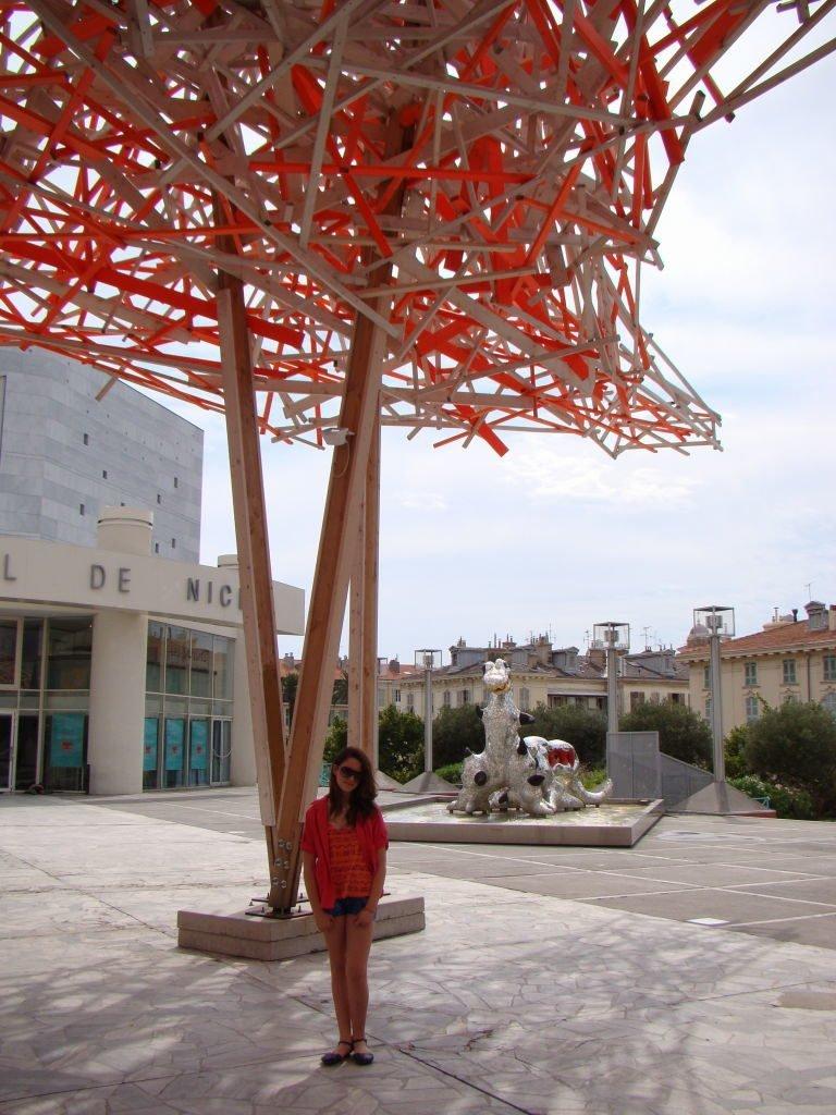 Museu de Arte Moderna - O que fazer em Nice em 1 dia