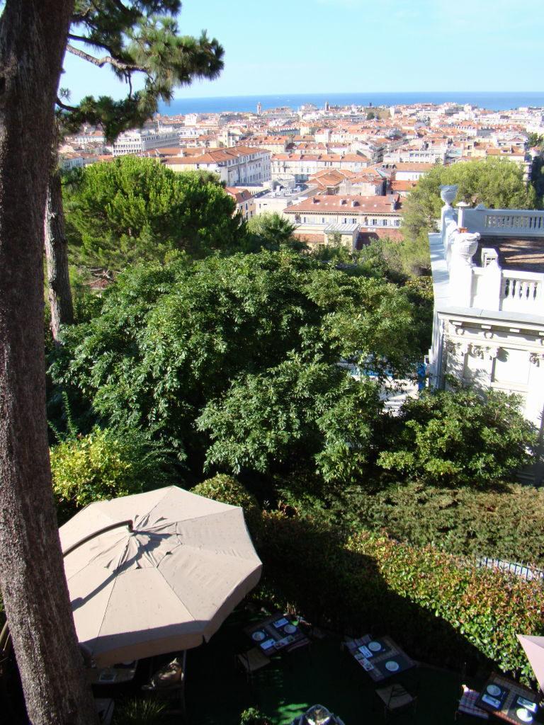 Vista do Hotel du Petit Palais - O que fazer em Nice em 1 dia