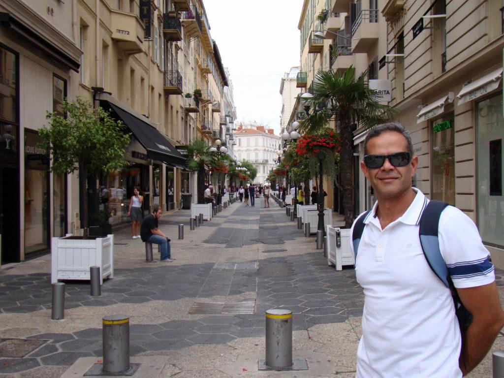 Rue Saint François de Paule - O que fazer em Nice em 1 dia