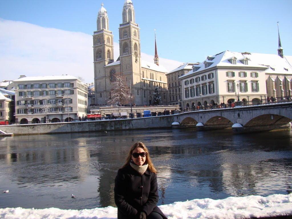 Grossmünster - O que fazer em Zurique no inverno: Ano Novo e Pontos Turísticos