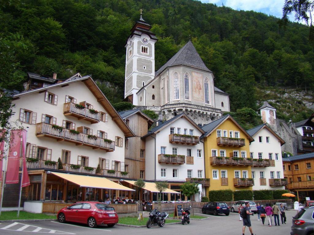 Hallstatt Áustria - Atrações e dicas
