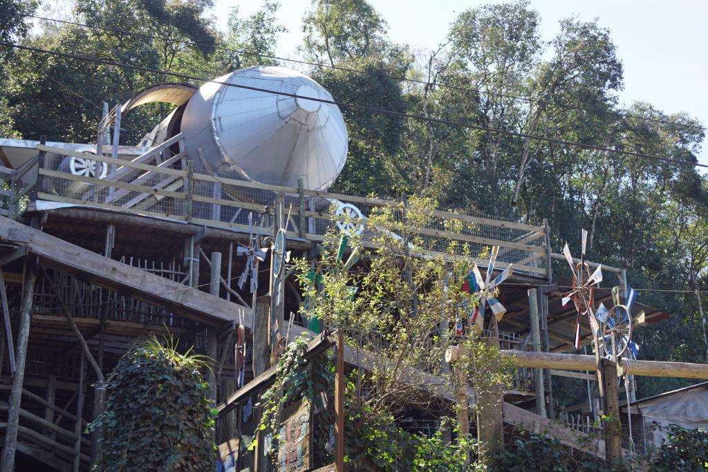 Parque Casa na Árvore - Caminhos de Pedra Bento Gonçalves
