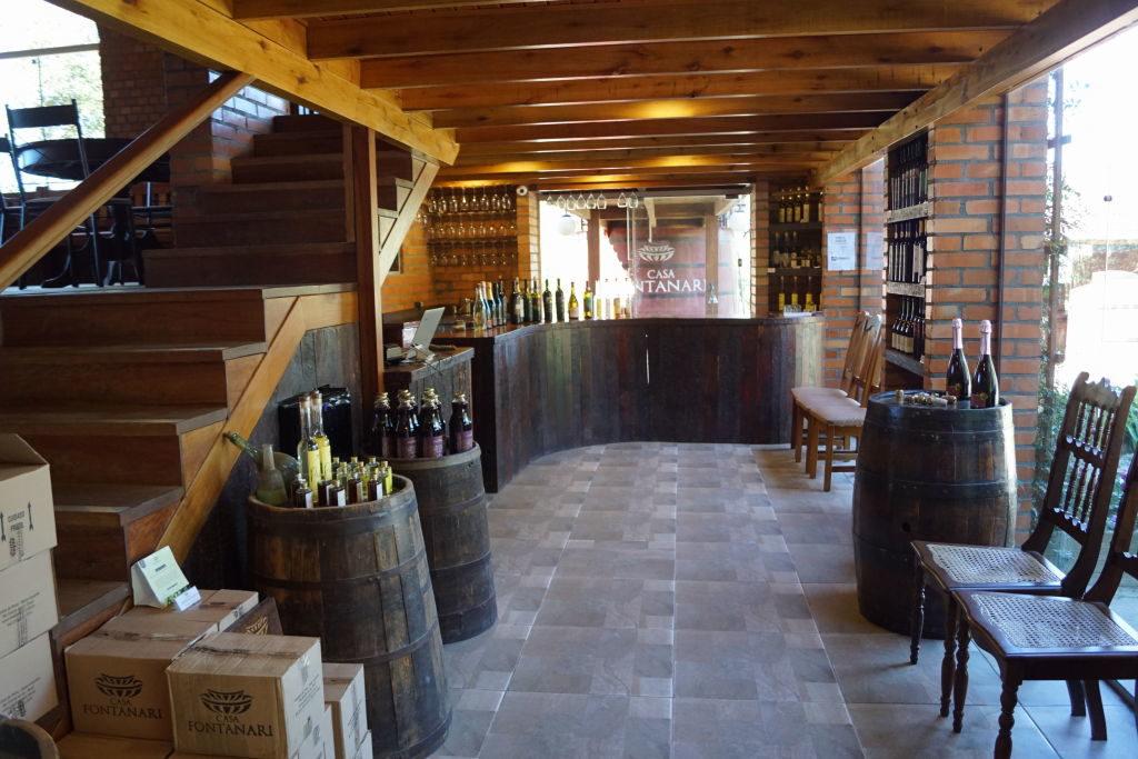 Vinícola Casa Fontanari - Caminhos de Pedra Bento Gonçalves