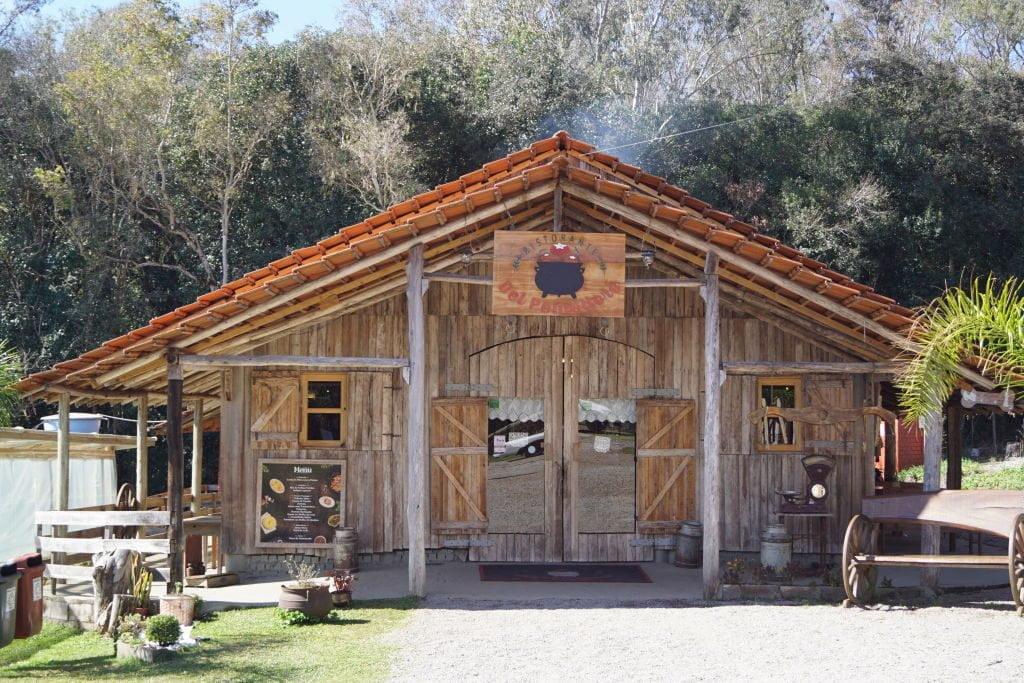 Ristorante del Pomodoro - Caminhos de Pedra Bento Gonçalves