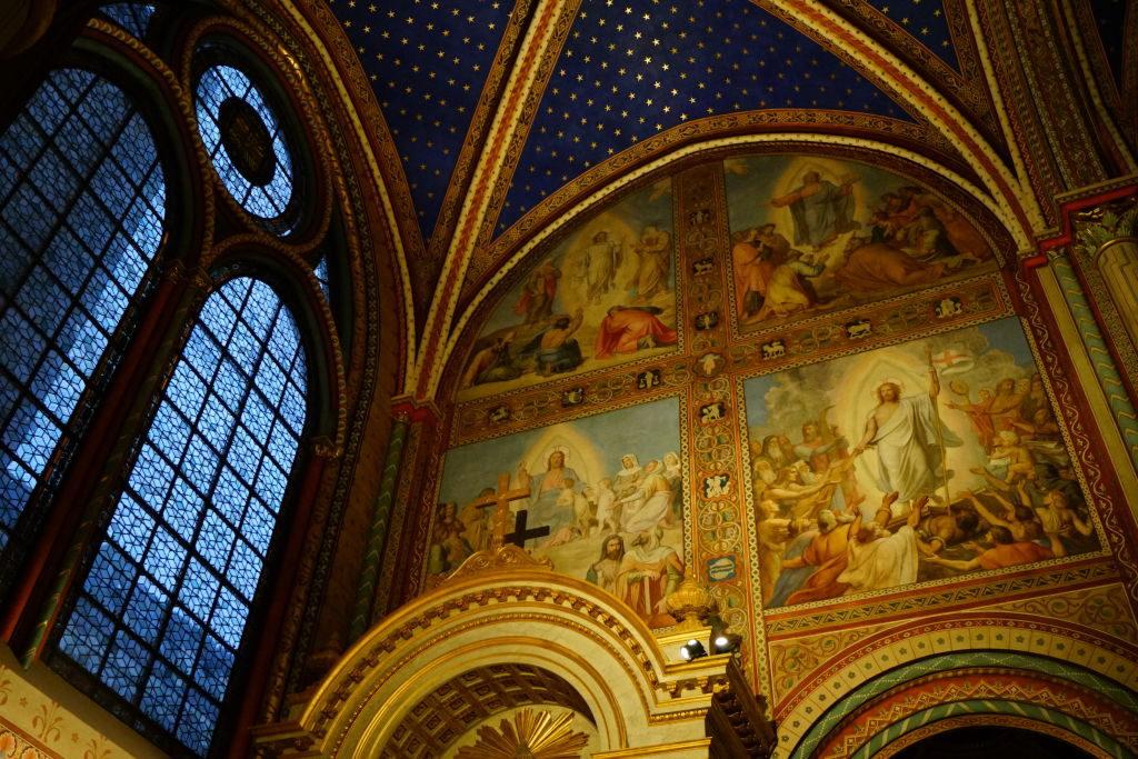 Igreja Saint-Germain-des-Prés - Natal em Paris