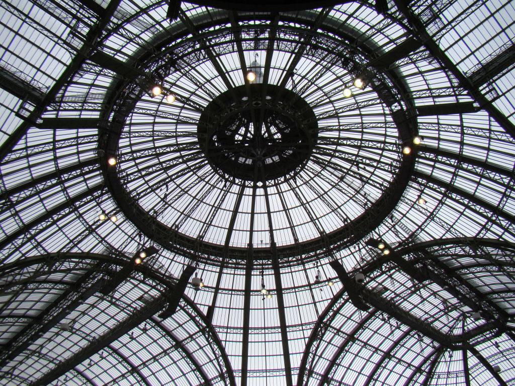 Grand Palais - Natal em Paris