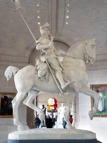 O Cavaleiro Errante - Palácio de Belas Artes - Lille França