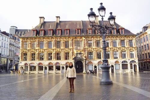 Grande Place - O que fazer em Lille França