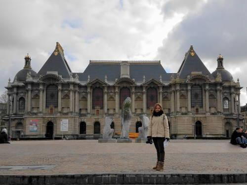Palácio de Belas Artes - O que fazer em Lille França