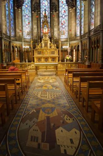 Catedral - O que fazer em Lille França