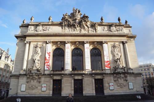 Ópera - O que fazer em Lille França