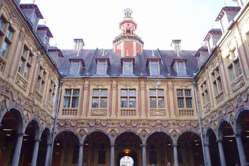 Vieille Bourse - O que fazer em Lille França