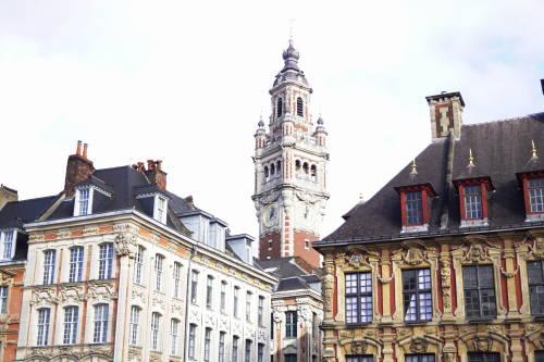 Grande Place ou Place do Général de Gaulle - O que fazer em Lille França