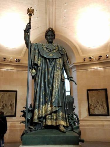 Rotunda de Napoleão - Palácio de Bellas Artes - O que fazer em Lille França
