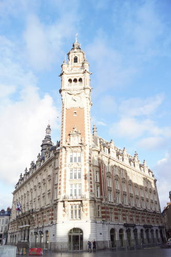 Nouvelle Bourse - O que fazer em Lille França