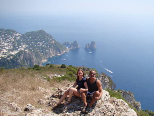 Monte Solaro - O que fazer em Capri Itália