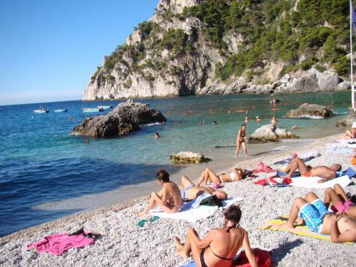 Marina Piccola - O que fazer em Capri iIália